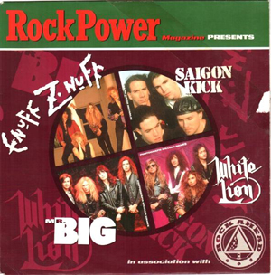 Various - Rock Power Magazine Presents