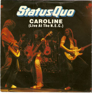 Status Quo - Caroline (live At The N.e.c.)