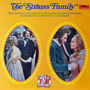 London Symphony Orchestra - Strauss - The Strauss Family