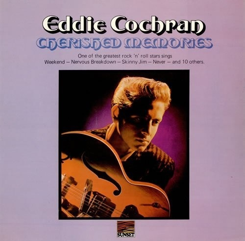 Eddie Cochran - Cherished Memories Album