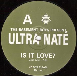 Basement Boys, The Present Ultra Nat? - Is It Love? / Scandal