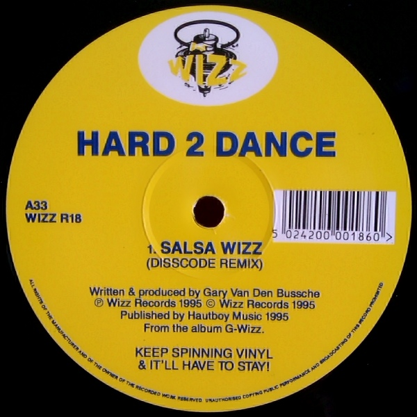 Hard 2 Dance - Salsa Wizz