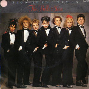 Belle Stars, The - Sign Of The Times
