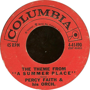 Percy Faith & His Orch. - Theme From