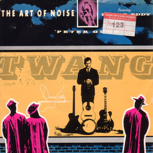 Art Of Noise, The Featuring Duane Eddy - Peter Gunn