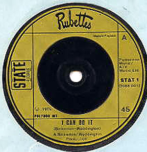 Rubettes, The - I Can Do It