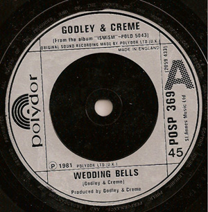 Godley & Cr?me - Wedding Bells