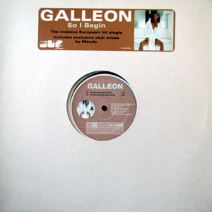Galleon - So I Begin