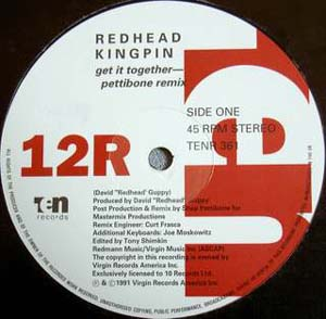 Redhead Kingpin - Get It Together