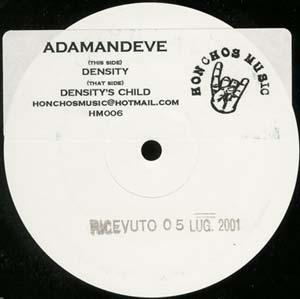 Adamandeve - Density