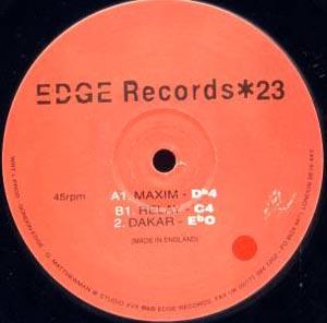 DJ EDGE -  *23