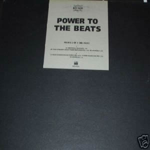 UTAH SAINTS - POWER TO THE BEATS (PROMO 2)