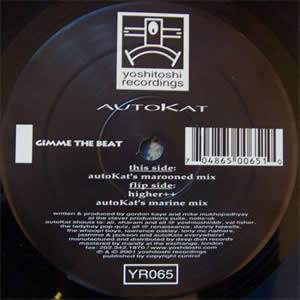 AUTOKAT - GIMME THE BEAT