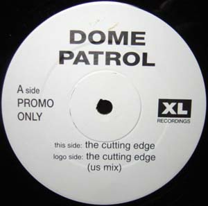 Dome Patrol - The Cutting Edge