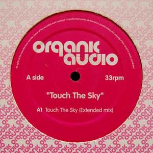 Andy Spence - Touch The Sky