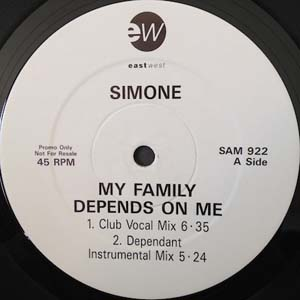Simone - My Family Depends On Me