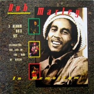 Bob Marley - In Memoriam [LP Box set]