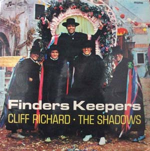 Cliff Richard And The Shadows - Finders Keepers