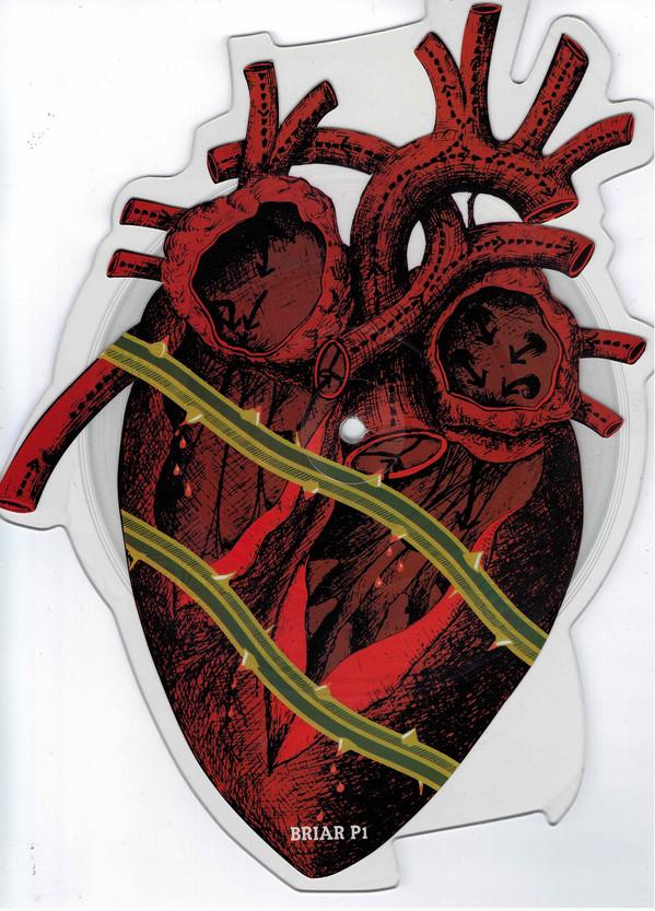 Briar - Edge Of A Broken Heart (Pic Shape Disc)