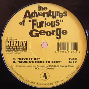 FURIOUS GEORGE - THE ADVENTURES OF