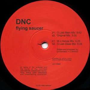 DNC - FLYING SAUCER