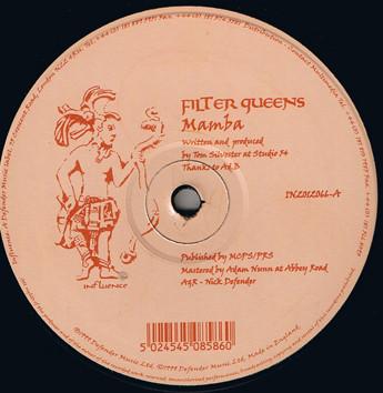FILTER QUEENS - MAMBA