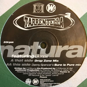 TARRENTELLA 3 - NATURAL