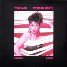 Toni Basil - Word Of Mouth