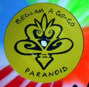 Bedlam A Go-go - Paranoid
