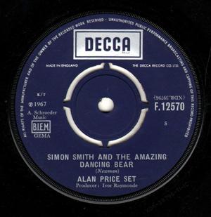 Alan Price Set - Simon Smith And The Amazing Dancing Bear