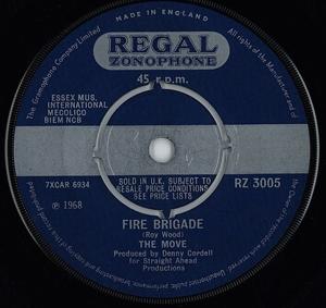 Move, The - Fire Brigade