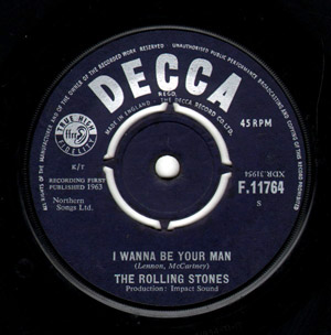 Rolling Stones, The - I Wanna Be Your Man
