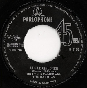 Billy J. Kramer With The Dakotas - Little Children