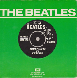 Beatles, The - Please Please Me / Ask Me Why