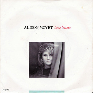 Alison Moyet Love Letters Records LPs Vinyl And CDs