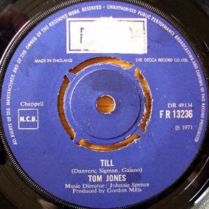 Tom Jones - Till