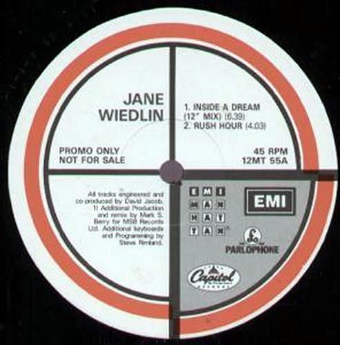 Jane Wiedlin - Inside A Dream
