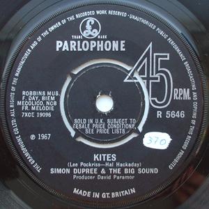 Simon Dupree & The Big Sound - Kites