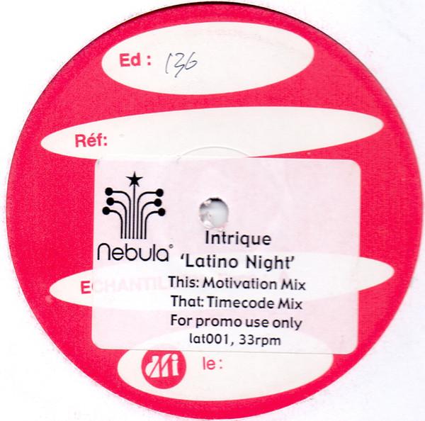 Intrique - Latino Nights