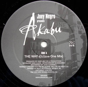 Joey Negro Presents Akabu - The Way