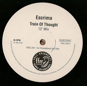 Escrima - Train Of Thought