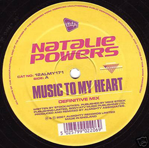Natalie Powers - Music To My Heart