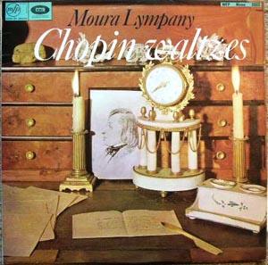 MOURA LYMPANY ?– CHOPIN - Chopin Waltzes - LP