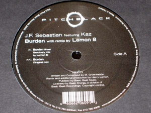 J.F. Sebastian Feat. Kaz - Burden (Junior Vasquez Remixes)