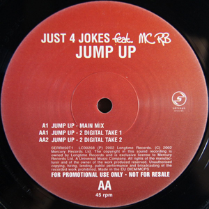 Just 4 Jokes - Jump Up