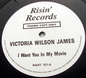 Victoria Wilson-James - I Want You In My Movie