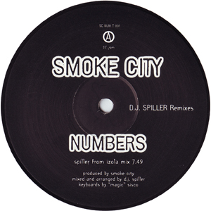 SMOKE CITY - NUMBERS (DJ SPILLER)