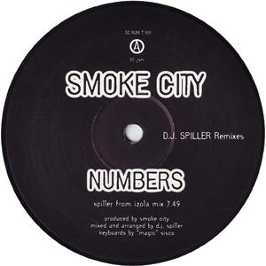 SMOKE CITY - NUMBERS (DJ SPILLER)