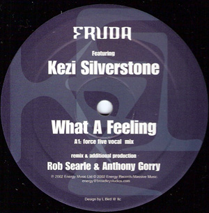 FRUDA ft KEZI SILVERSTONE - WHAT A FEELING