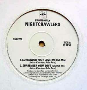 NIGHTCRAWLERS - Surrender Your Love